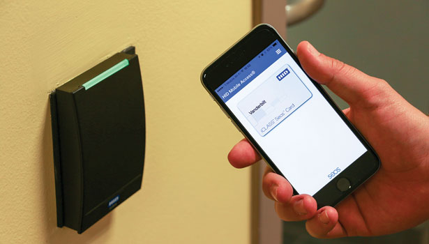 What's Mobile or Smartphone-Based Access Control system?