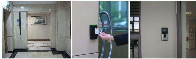 What is Business Building Door Access Control System?